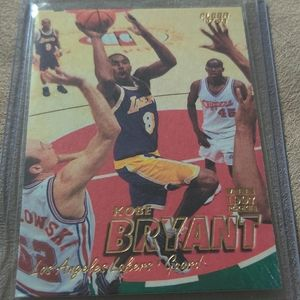 NBA Other - Kobe Bryant card